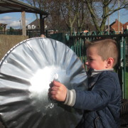Sound exploration at Primary School