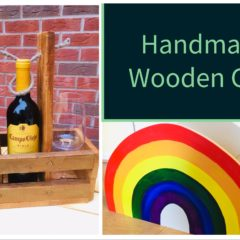 Handmade wooden gifts Daisy the Handywoman