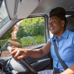 Zororo Mubaya Driving